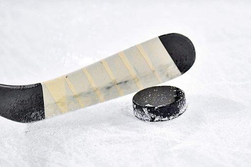 Eishockey, Eis, Sport, Puck, Skaten