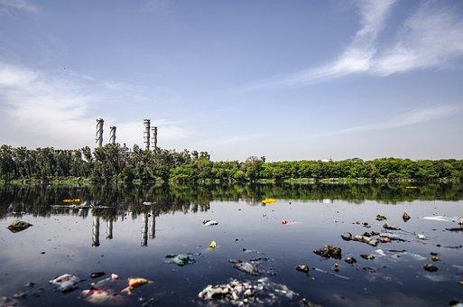 Contamination, Water Pollution, Lake