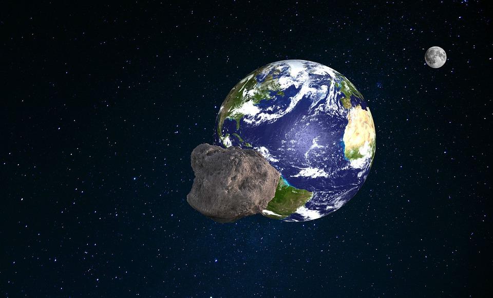 Asteroiden gibt es im Sonnensystem viele