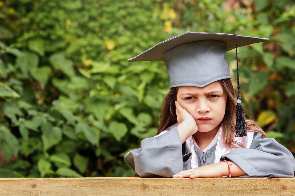 Girl, Graduation, Graduate, Knowledge, Student