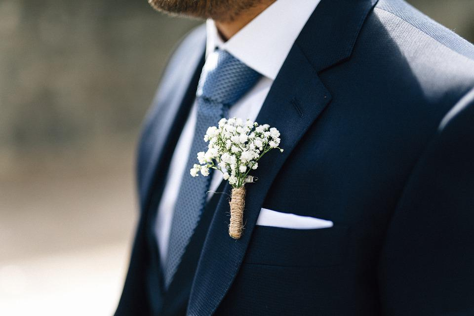Wedding Husband Suit - Free photo on Pixabay