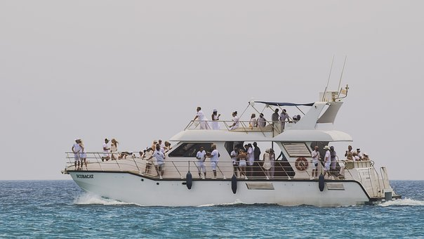 Yacht, Sea, Boat, Cruise, Style, Wealth