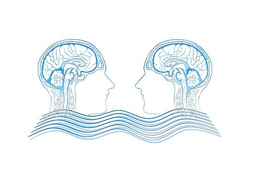 Empathy, Head, Brain, Wave, Compassion