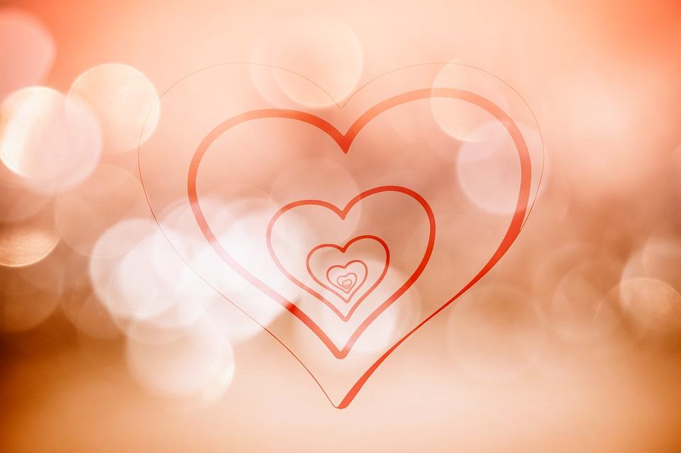 Спираль, Сердце, Боке, Любовь, Удача, Аннотация