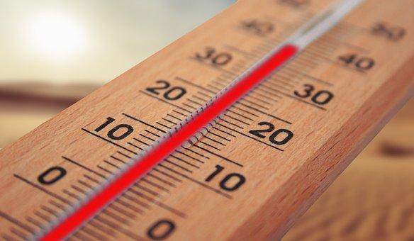 温度計, 夏, ・ ヘイス ・ ジェンキンス, 熱, 太陽, 温度, エネルギー