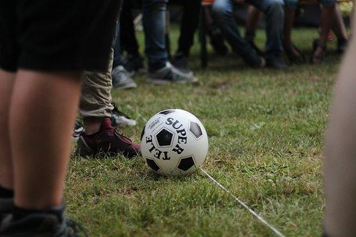 Football, Sport, Shoot, Case, Ball