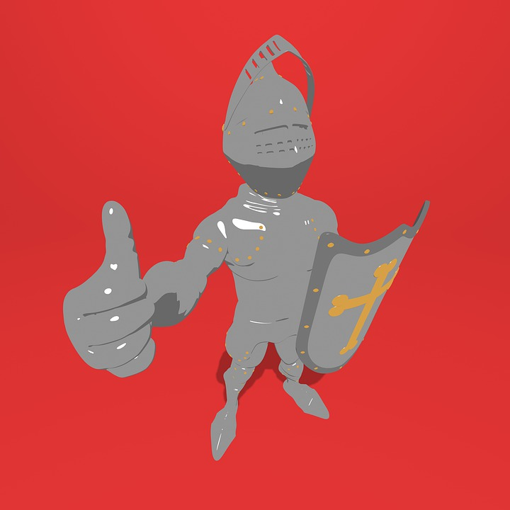 Knight 3D Medieval - Free image on Pixabay