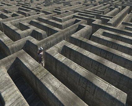 Labyrinth, Freedom, Orientation