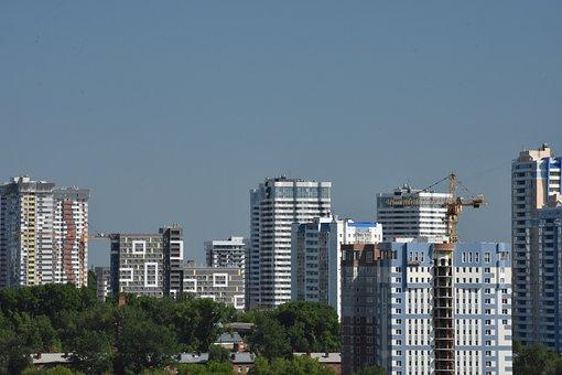 Ville, Développement, Novossibirsk
