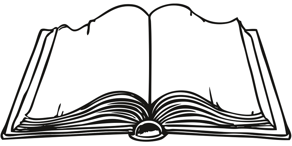 Livre Ouvert Litterature Images Vectorielles Gratuites Sur