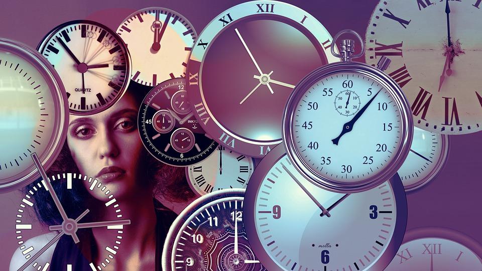 Tempo Relógio Cabeça - Imagens grátis no Pixabay