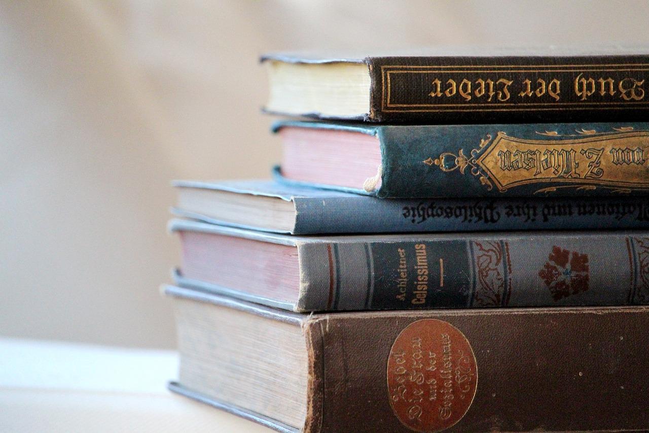 Livros, Leitura, Educação, Antiquariat, Literatura