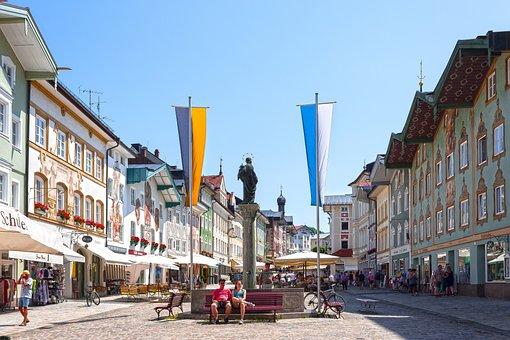 11 tolle Reiseziele in Oberbayern - Altstadt