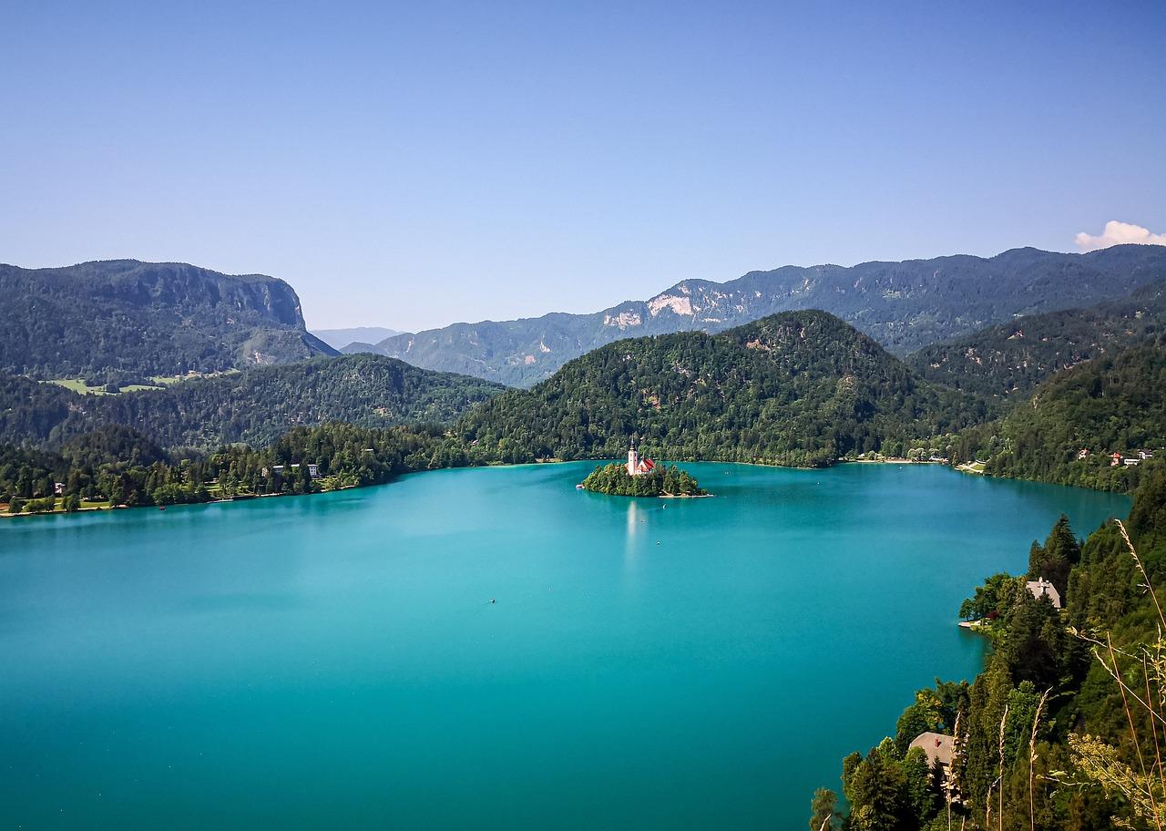 Lac Bled La Slovénie