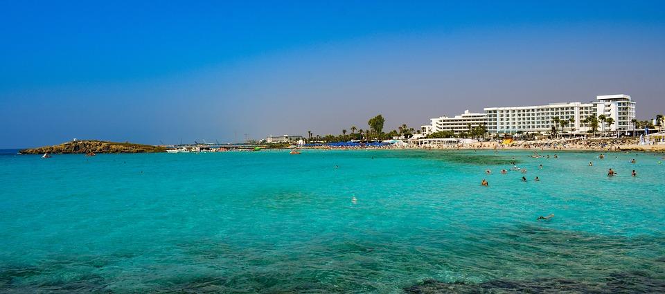 Cyprus Ayia Napa Nissi Beach Free Photo On Pixabay
