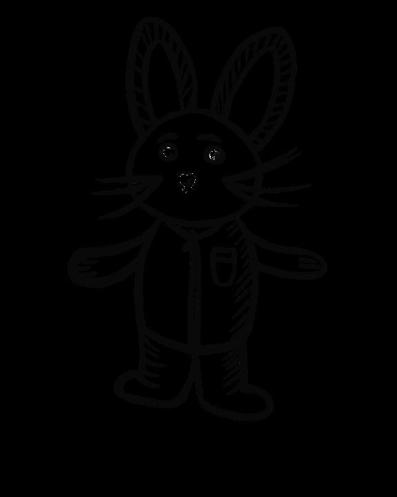 50++ Kelinci gambar hewan peliharaan kartun terbaru