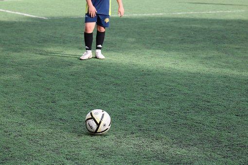 Football, Manquer De, Coup, Joueur