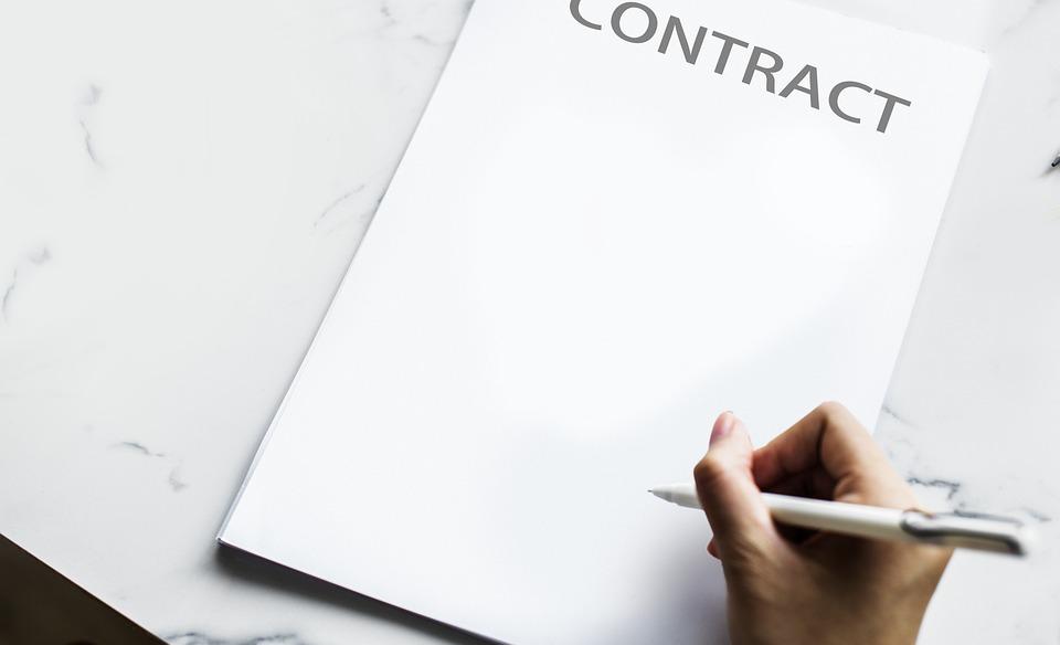 Contract, Consultation, Pen, Signature, Paper