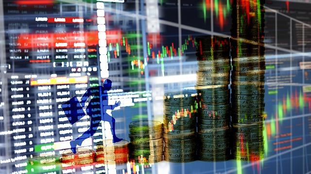 起業家, 証券取引所, トレーディング フロア, ビジネス, アイデア, 能力, ビジョン, ターゲット