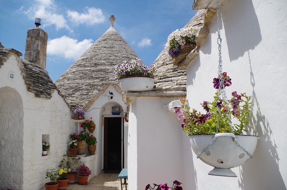 Alberobello, Puglia, Apulia, Italy, South, Trulli
