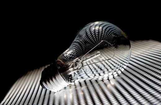 Żarówka, Oświetlenie, Żarówki, Mirroring