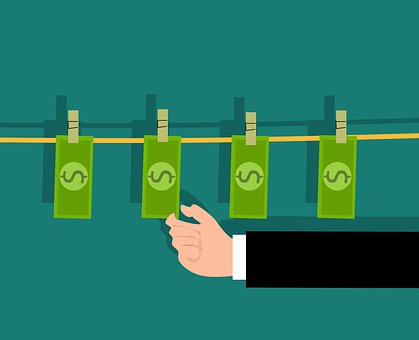 Money Laundering Casino