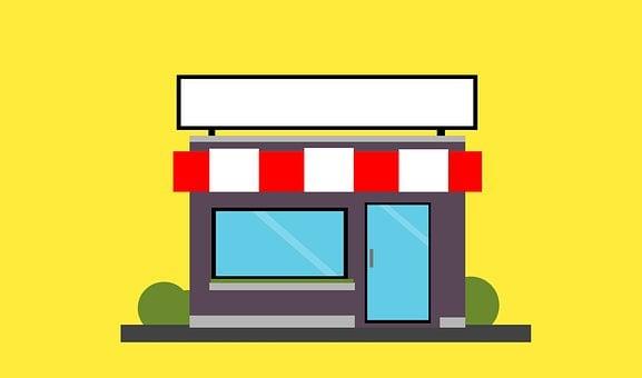 ストア, 小売, ショップ, スーパーマーケット, ブティック, レストラン