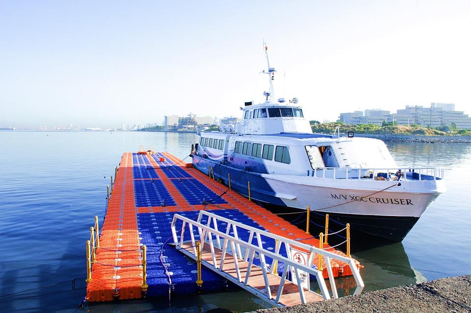 Ferry Boat Coastal Small - Free photo on Pixabay