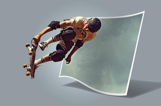 5fcf1052 600+ Free Skateboard & Skateboarding Images - Pixabay