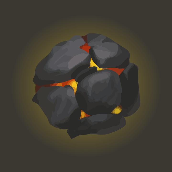 Meteor sten