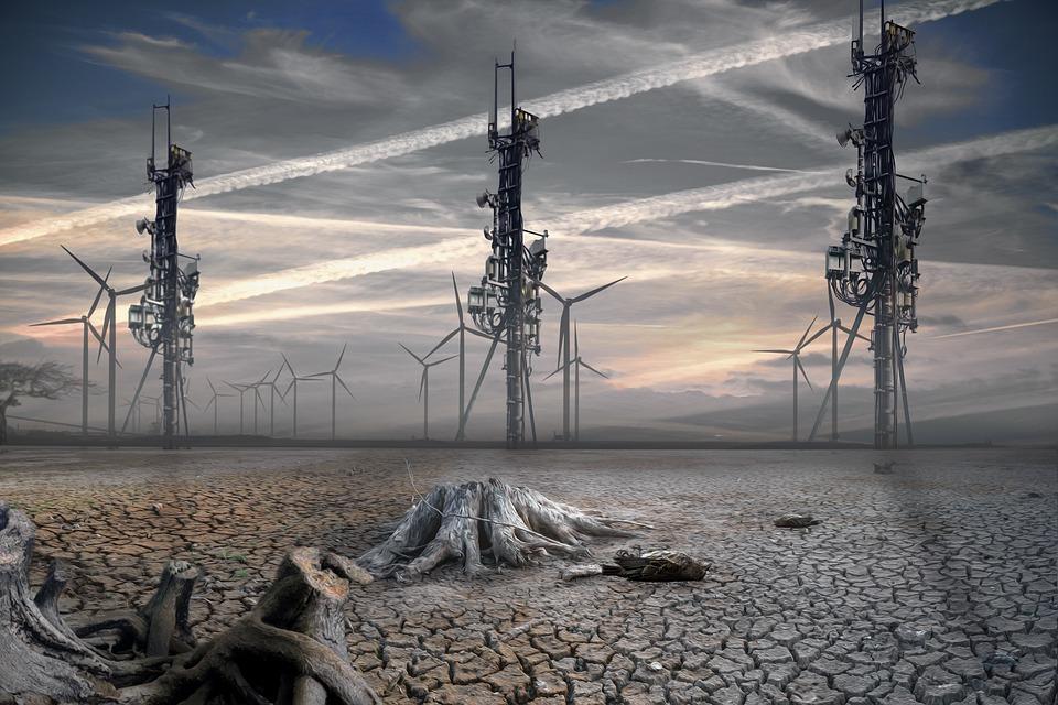 Mobile, 5G, Windräder, Scie Chimiche, Alberi, Clima