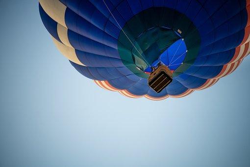 Balão De Ar Quente, Balão, Reino Unido