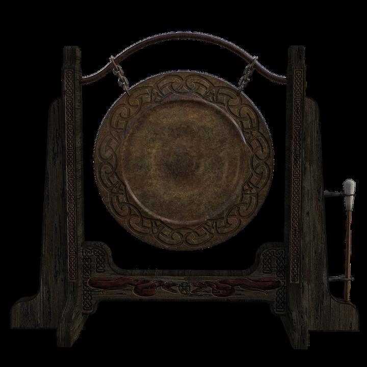 Gong Music Metal - Free image on Pixabay
