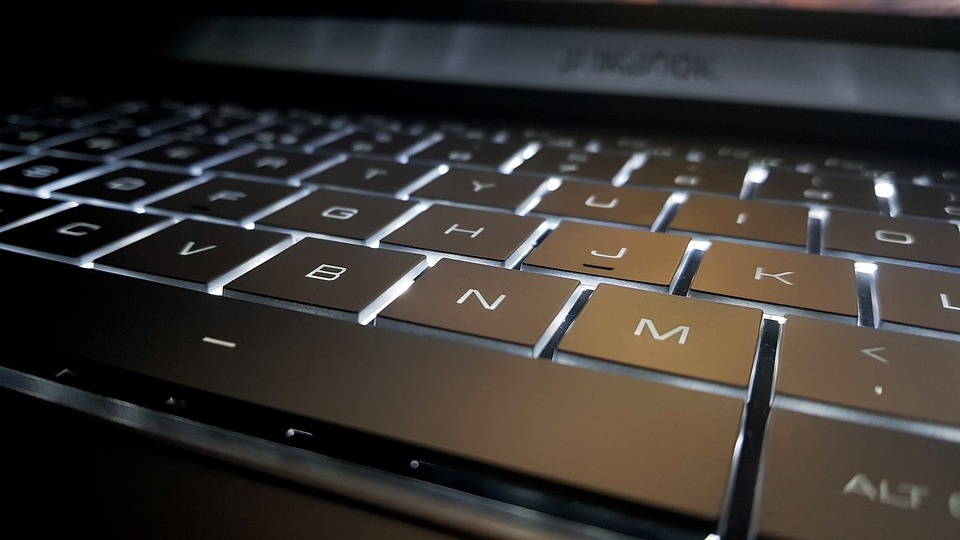 ポータブル, Ultrabook, リナックス, Pro, Pro X, キーボード, キー, コンピューター