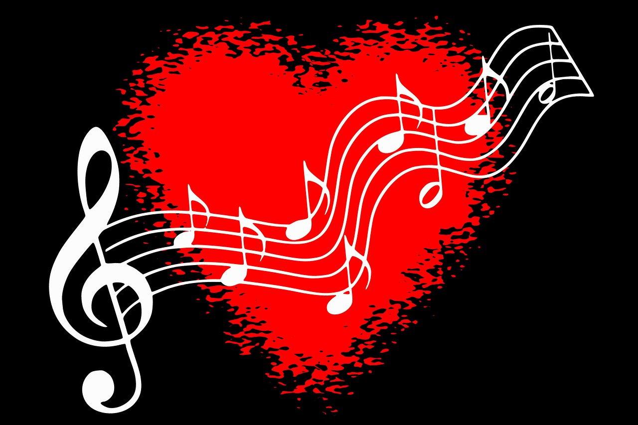 Картинки музыка мелодия ноты