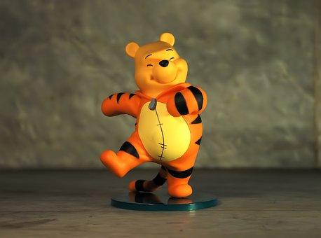 Winnie The Pooh, Bear, Fictional, Tao of Pooh, Must Read, Spiritual Books