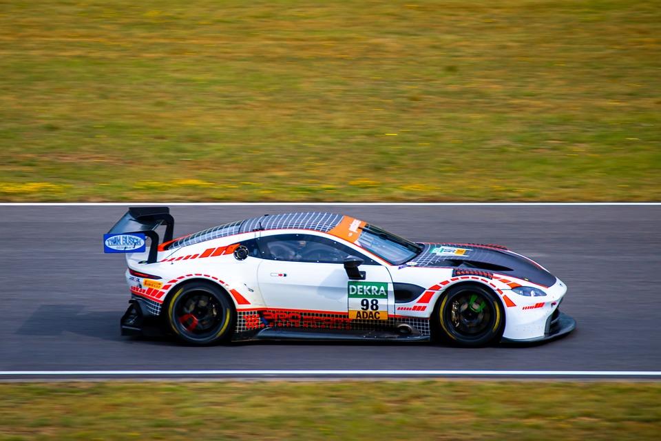 Aston Martin Keuntungan Gt3 Foto Gratis Di Pixabay
