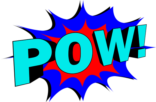 Zap, Comic, Comic Book, Fight, Explosion