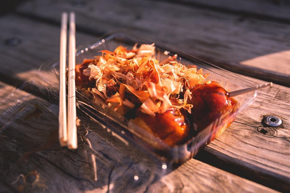 Eat, Takoyaki, Culture, Food, Asia, Japanese