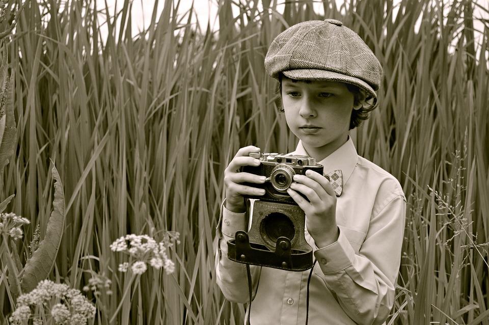 Kids Photographer Games - Free photo on Pixabay