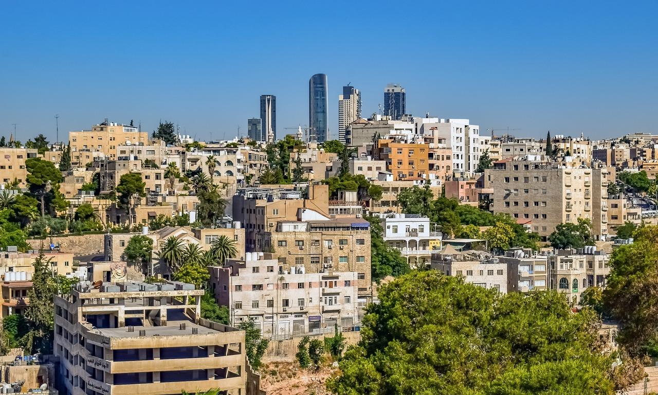 Красивые фото иордании амман всей