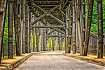most, żelaza, architektura