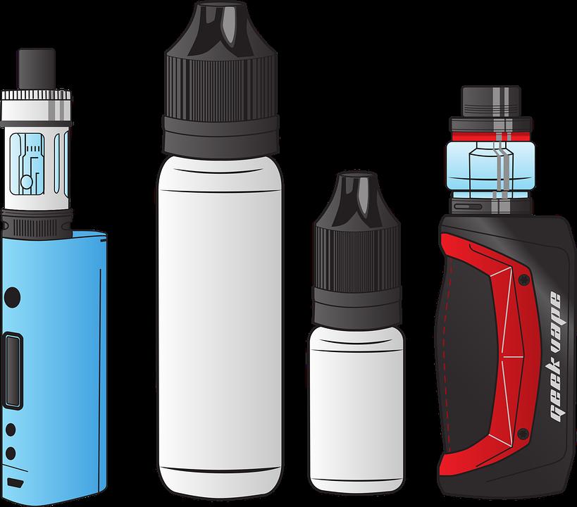 Cigarette D'E, La Vapeur, Évaporateur, Vaping, Nicotine