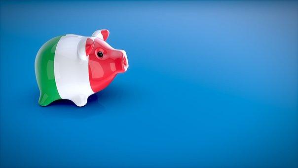 Piggy, Bank, Money, Finance, Save