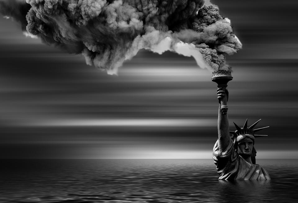 Climat, Changement Climatique, Statue De La Liberté
