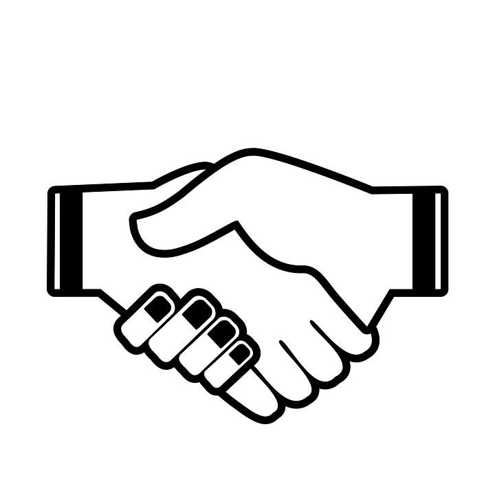 Apretón De Manos Acuerdo - Imagen gratis en Pixabay