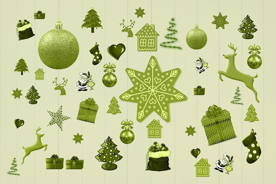 Navidad Símbolos Decoración Imagen Gratis En Pixabay