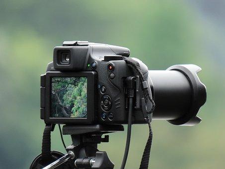 Camera, Digital Camera, Cannon, Canon
