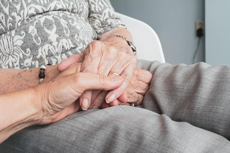 Ręce, Stary, Starość, Osoby W Podeszłym Wieku