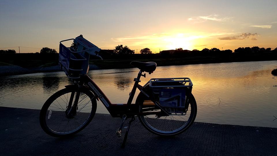 Bike Background Bicycle Free Photo On Pixabay